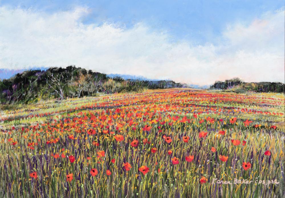 Poppy Series #145