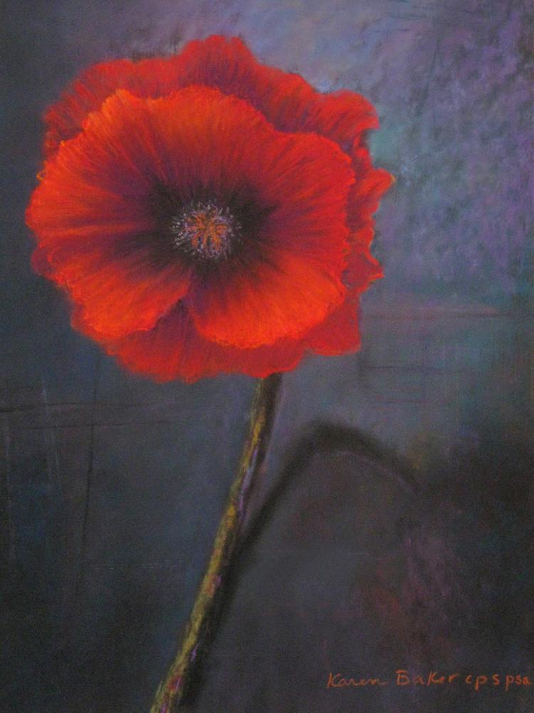 Poppy Series #103