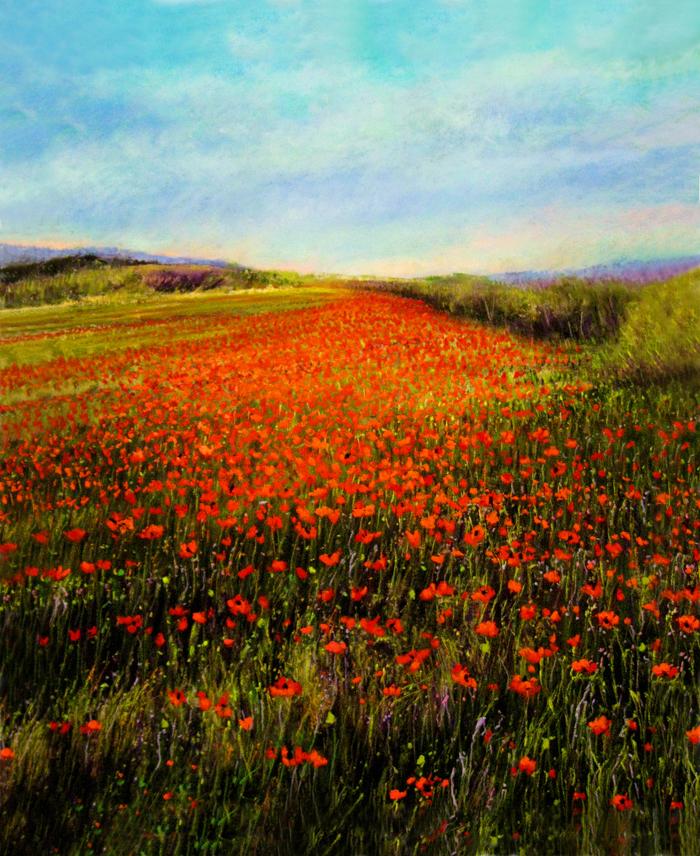 Poppy Series #158